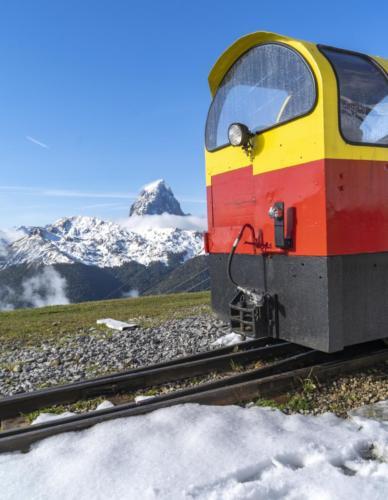 Train neige 3